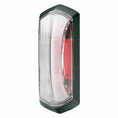 Marker Lamp: Lamp White/Red 24v : LED | HELLA 2XS 205 020-057