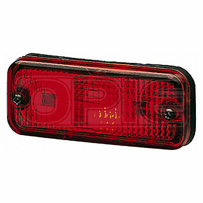 Tail Light / Lamp with Red Lens | HELLA 2SA 961 167-011