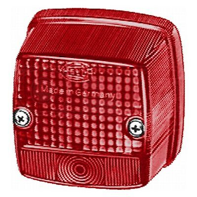 Combination Rear Light: R Lamp ST/Tail with Red Lens | HELLA 2SB 003 014-151