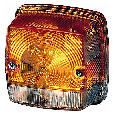 Indicator: Front Marker Lamp (Amber/White) | HELLA 2BE 003 014-251
