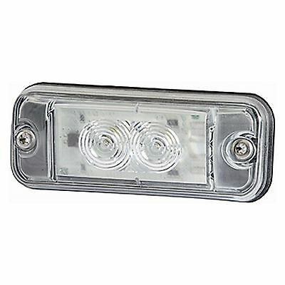 Marker Light: MarkerLight24v 10-20degree : LED | HELLA 2PF 009 514-001