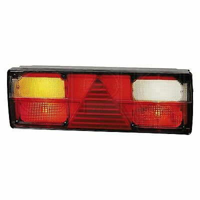 Combination Trailer Rear Light: E1 801 / E4 280 24v | HELLA 2VP 340 450-141