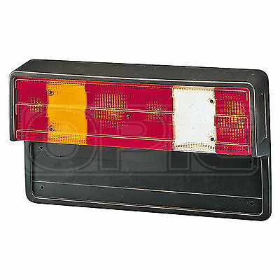 Rear Light: Tail Lamp fits: Mercedes MK/SK <-94 Left | HELLA 2VD 005 300-551