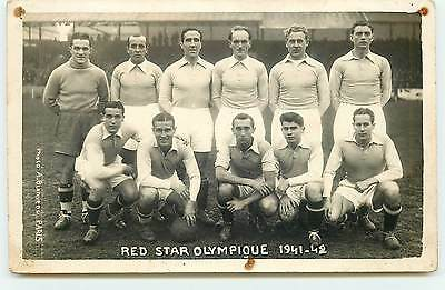 Red Star Olympique 1941-42