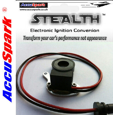 Triumph TR7 AccuSpark Stealth Electronic ignition conversion kit all years,Kit31
