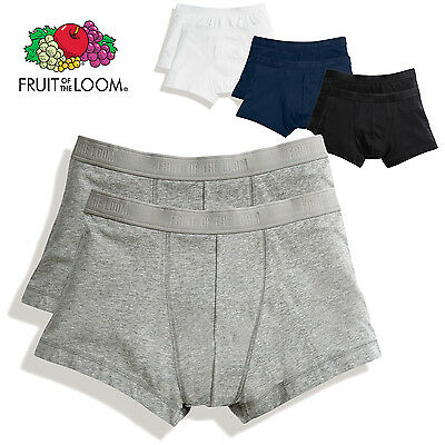 Fruit Of The Loom  2 x MEN'S BRIEFS BOXER TRUNKS SHORTS PAIRS PACK PANTS COTTON