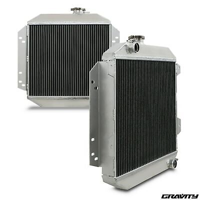 42Mm High Flow Twin Core Alloy Sport Radiator For Ford Escort Mk2 1600 1.6 Rs