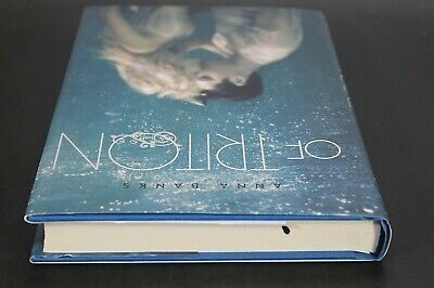 The Syrena Legacy: Of Triton 2 by Anna Banks (Hardcover) NEW