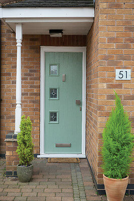 3 square Composite Door  (£785 fitted in 30 mile radius of newton aycliffe)