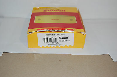 Starrett DH0600 Dual Pitch Professional Bi-Metal Hole Saws- 6 in. (152mm)