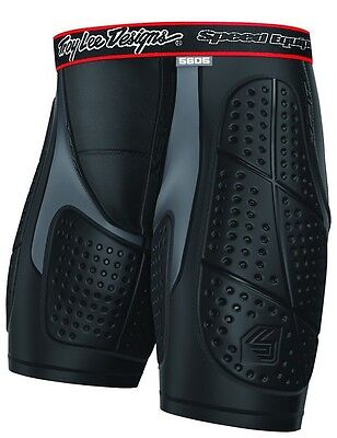 Troy Lee Designs/Shock Doctor LPS5605 Hip/Inner Thigh Shorts Motocross Armour MX