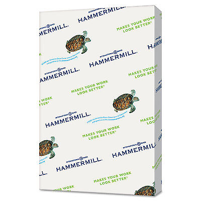 Hammermill Recycled Colored Paper 20lb 11 x 17 Salmon 500 Sheets/Ream 102103