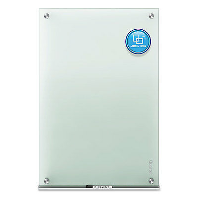 Quartet Infinity Glass Marker Board Frosted 36 x 24 G3624F