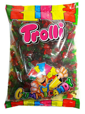 Trolli Strawberries Oiled 2kg