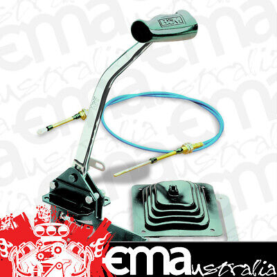 B&m Unimatic Shifter Lhd Bm80775 Suits Most 2, 3 Or 4 Speed Auto Transmissions