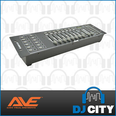 DMX12 DMX DJ Lighting Desk Console Operator 192 Controller