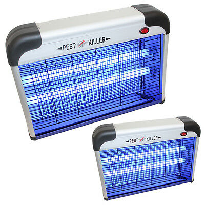 12 Watts Indoor Electric Uv Insect Killer Ultra Violet Mosquito Pest Fly Zapper