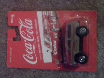 Coca-Cola Die-Cast Car. Delivery is Free