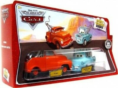 Disney / Pixar CARS Movie 155 Die Cast Story Tellers Collection 2Pack Bubba & Br