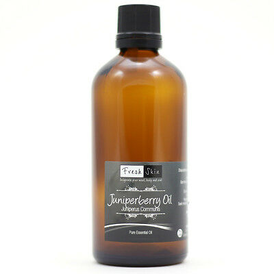 50ml Juniperberry Essential Oil - 100% Pure, Certified & Natural - Aromatherapy