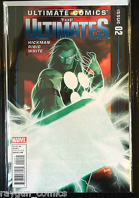Ultimate Comics The Ultimates #2 NM- 1st Print Free UK P&P Marvel Comics