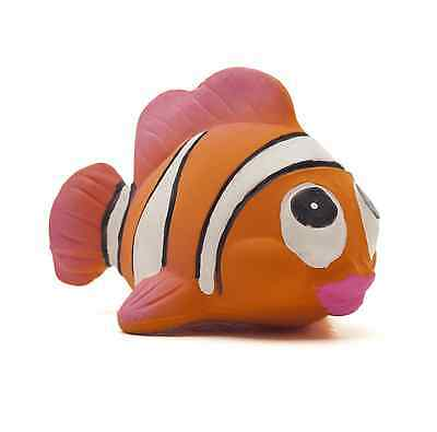 Natural rubber Bath Toy NEMO the Fish by Lanco