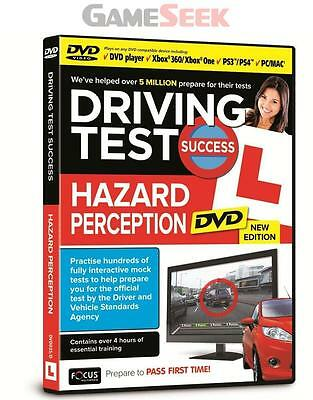 Hazard Perception Dvd 2014/15 - Pc Brand New Free Delivery