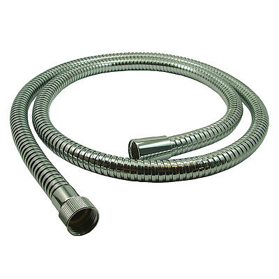 Aqualisa 298901 shower hose 1.25mtr 1250mm chrome finish