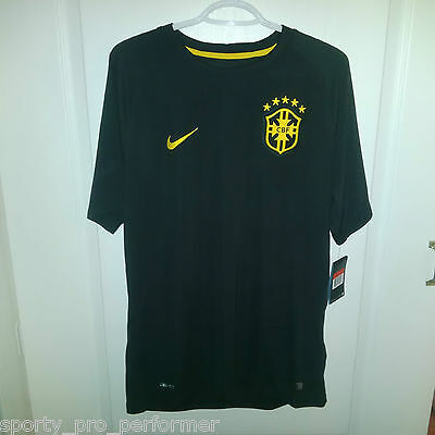 Nike 2014 World Cup Brazil Dri-Fit Stadium 3rd Jersey NWT Size Large