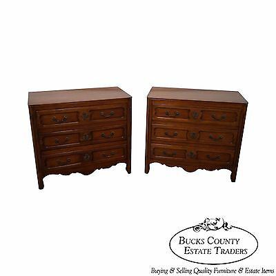 Widdicomb French Louis XV Style Pair of Chests