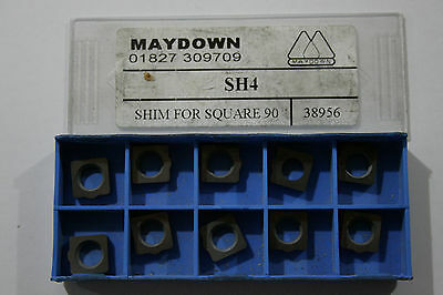 Maydown Carbide Insert - SH4 SHIM FOR SQUARE 90