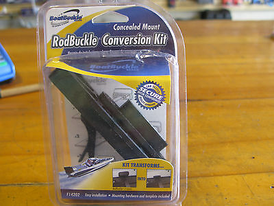 New! Boat Buckle #f14202. Rodbuckle Conversion Kit. Concealed  Mount.