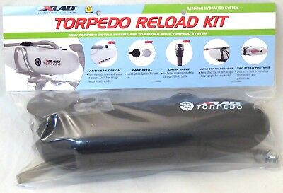 Xlab Torpedo Reload Kit Upgrade Kit Black X-Lab