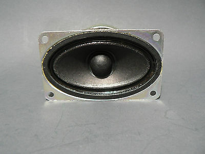 "Panasonic Easg7Dh08E2 3"" 6 Ohms Tweeter ""Free Us Shipping"" ""Us Seller"""