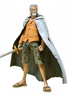 """BANDAI Figuarts ZERO """"one piece"""" SILVERS RAYLEIGH Painted non  JAPAN F/S S2886"""