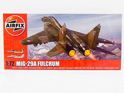 LOT 17562 | Airfix A04037 MiG-29A Fulcrum 1:72 Bausatz NEU in OVP