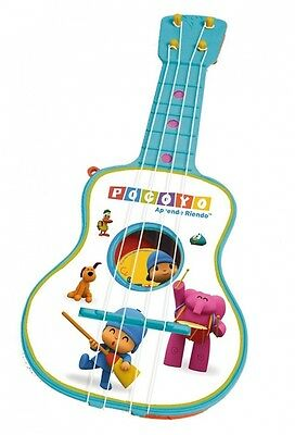 Reig Pocoyo 4-String Guitar. Shipping Included