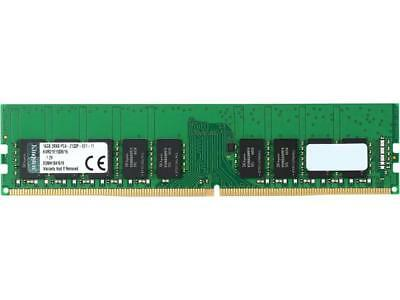 Kingston ValueRAM 16GB (1 x 16G) DDR4 2133 Server Memory ECC DIMM (288-Pin) RAM