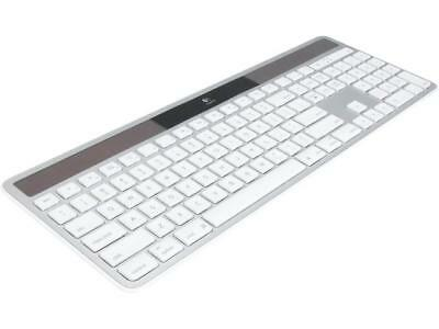 Logitech Wireless Solar Keyboard K750 Silver 920-003677