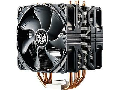 Cooler Master Hyper 212X - CPU Cooler with dual 120mm PWM Fan
