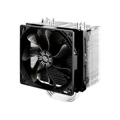 CoolerMaster Hyper 412S CPU Cooler | Direct Touch Heatpipes | 120mm 3Pin Fan
