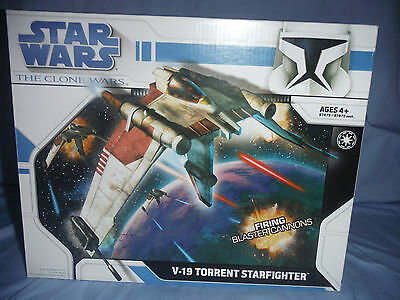 Star Wars - V-19 Torrent Starfighter