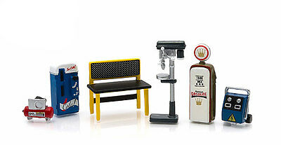 1/64 GREENLIGHT Muscle Shop Tools - Series 10