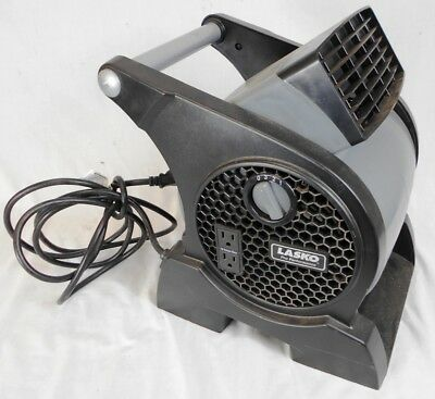 Lasko 4905 Portable High Velocity Blower Fan Dryer