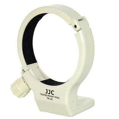 JJC TR1II Lens Mount Ring replace Canon Tripod Mount Ring A2 II 70-200mm F4 L IS