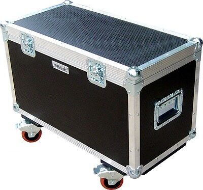 Small 800 x 400 x 400 Swan Flight Case Road Cable Trunk (Hex)