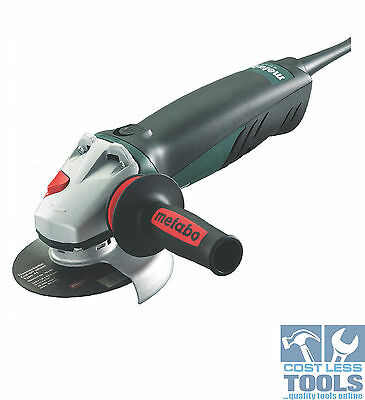 """Metabo W 11-125 Quick 125mm 5""""  Angle Grinder"""