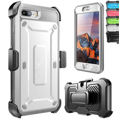 Supcase iPhone 8 7 6s Plus Heavy Duty Full Body Hybrid Rugged Armor Case Cover