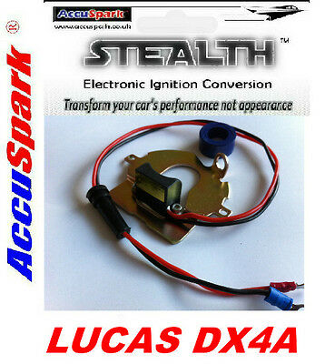 Land Rover 1952-1953  Electronic ignition kit for Lucas DX4A Distributor