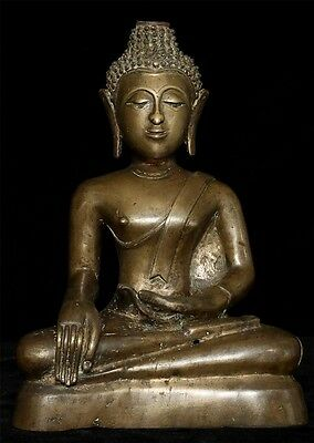 16th Century Antique Laos Buddha statue from Laos | Antique Buddha Statues